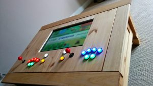Arcade Coffee table from my Living room